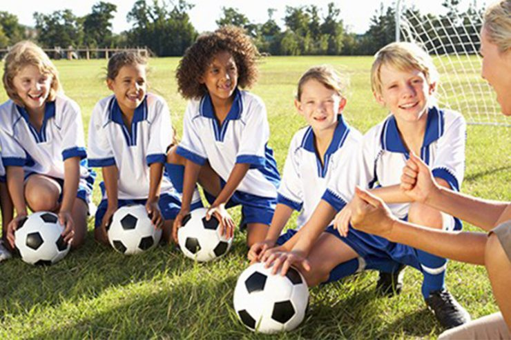 parents coaching youth sports