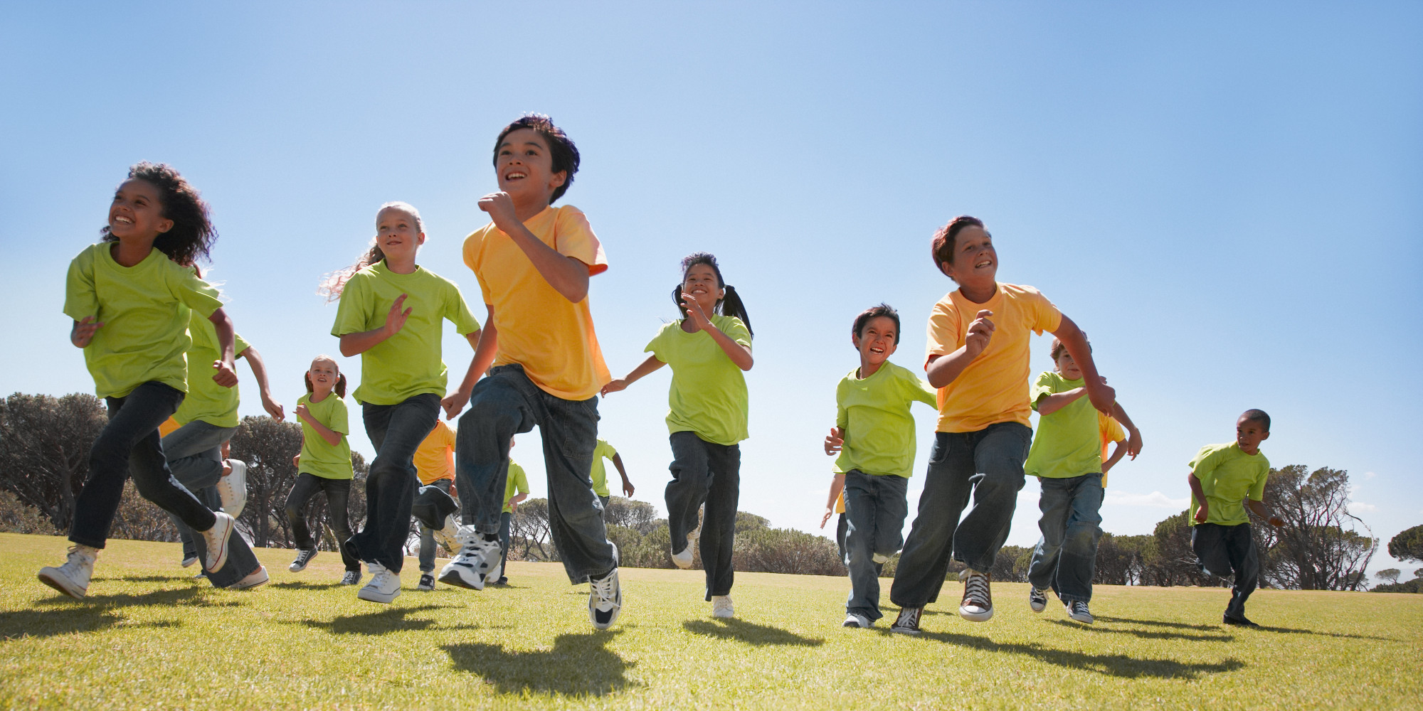 competitive sports for children