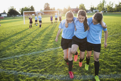 Three Things Female Athletes Can Do to Avoid A Season Ending ACL Tear