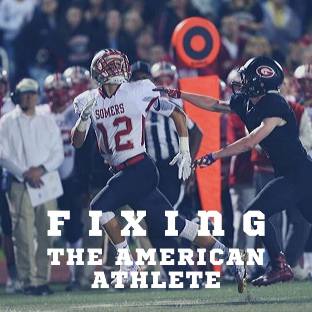 Fixing The American Athlete Podcast Series