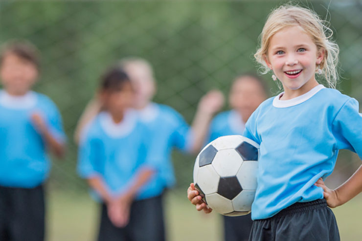 How Can I Foster My Child's Athletic Potential?