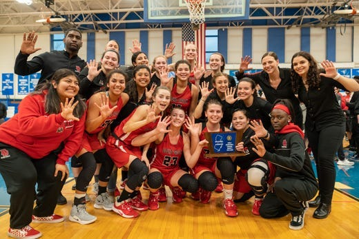 Focus on injury prevention, wellness earns top mark for Bound Brook High girls basketball, USA Today